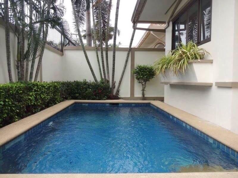 Single House Provate Pool For Rent Chaiyapluk Jomtien Pattaya