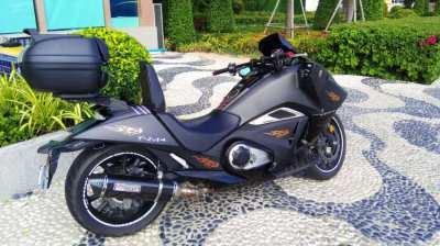 Honda Vultus NM 4