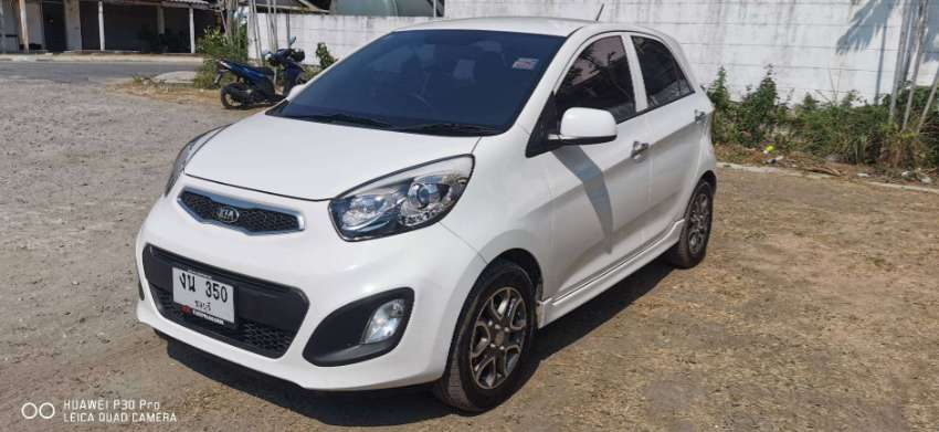Lovely Kia Picanto Top Model for Sale