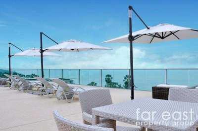Wongamat 2 Bedroom For Sale - Finance!
