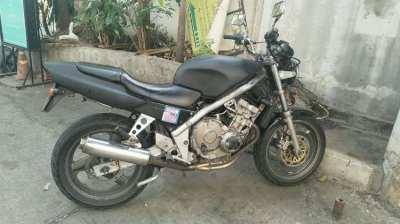 Honda cb1 75.000 Classic big bike
