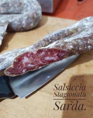 Italian Salume/Salsiccia*Pancetta*BottargaMacinata* Ricetta Sardegna*