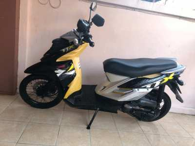15999 Baht -Awesome Scooter! 2012 YAMAHA TTX