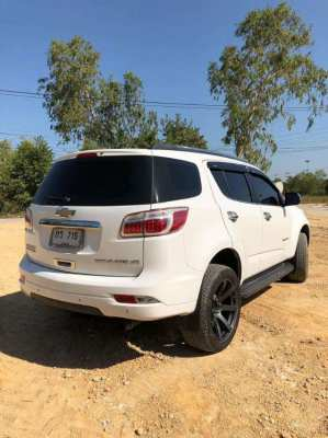 Chevrolet Trailblazer LTZ 2013 , New Apple play system