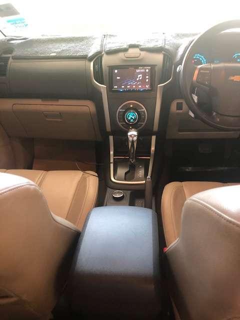 Chevrolet Trailblazer LTZ 2013 , New Apple play system