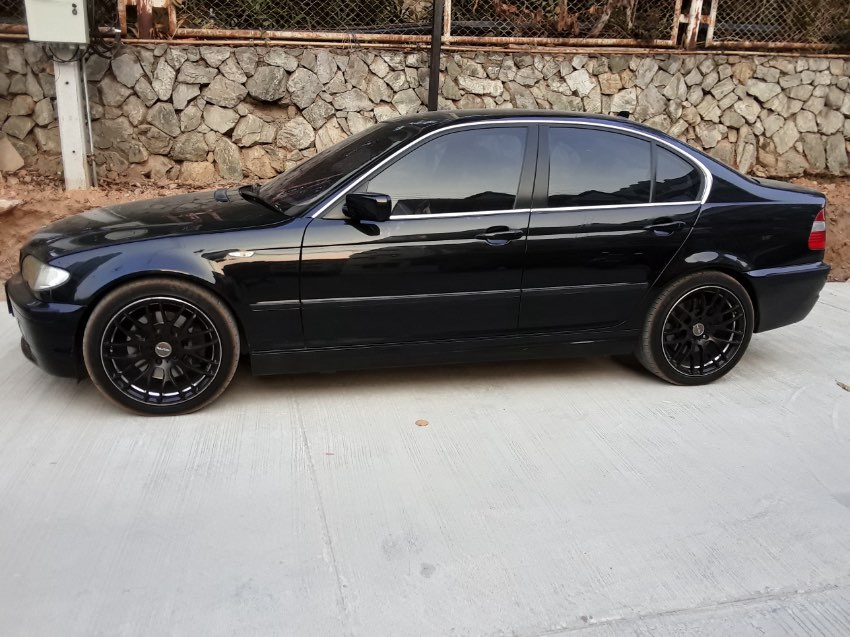 2003 BMW 330i e46 3000cc sedan