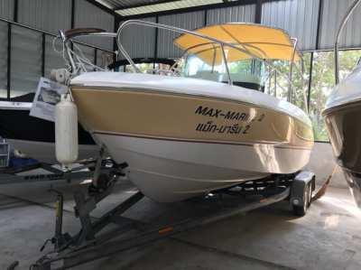Sessa Power Boat on offer