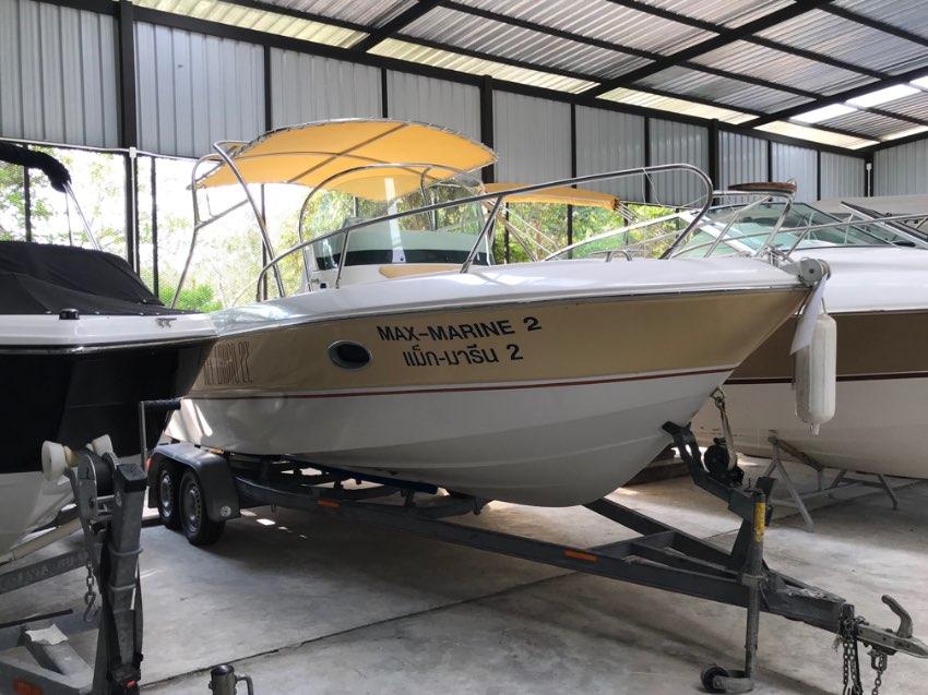 Sessa Power Boat