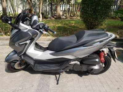 Honda Forza 300 CC 2018
