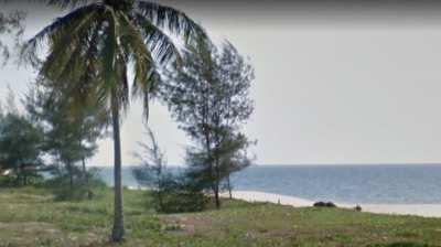Beach Front Land For Sale 23 Rai, Natai Beach, T. Kokkloi, Phang Nga.