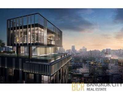 Rhythm Ekkamai Ultra Luxury Condo Brand New 1 Bedroom Unit for Sale