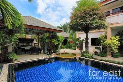 Baan Dusit Pattaya Lake Pool Villa - Reduced Again!