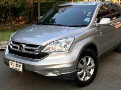 Honda CR-V 2.0E 2012 4WD 380,000thb