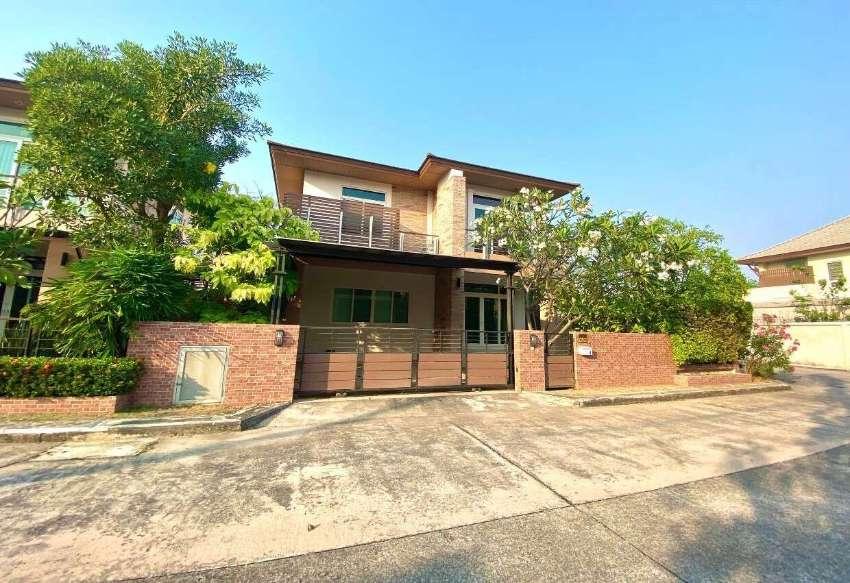 Detached House For Rent, The Boulevard Sriracha Village near J-Park