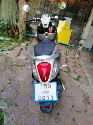 Honda scoopy I good condition