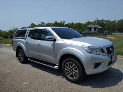 Good as new Nissan Navara Calibre EL7AT 2017, Sold by Owner