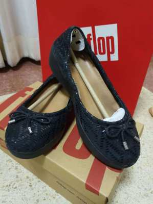 Casual shoes Fitflop Black color size 36