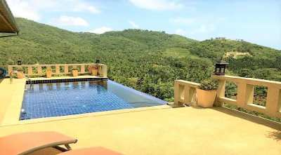 For sale  villa in Taling Ngam Koh Samui