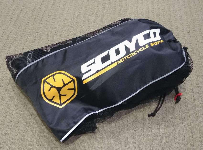 NEW! Motorcycle CE Knee pads (SCOYCO)