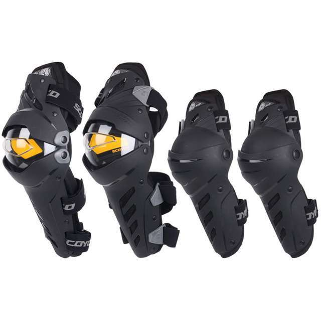 NEW! Motorcycle CE Knee and Elbow pads (SCOYCO brand)