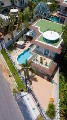 Sea view 4 br Pool Villa For Rent/Sale Kata Phuket