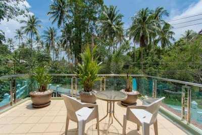 Sea view 4 br Pool Villa For Rent/Sale Kata Phuket