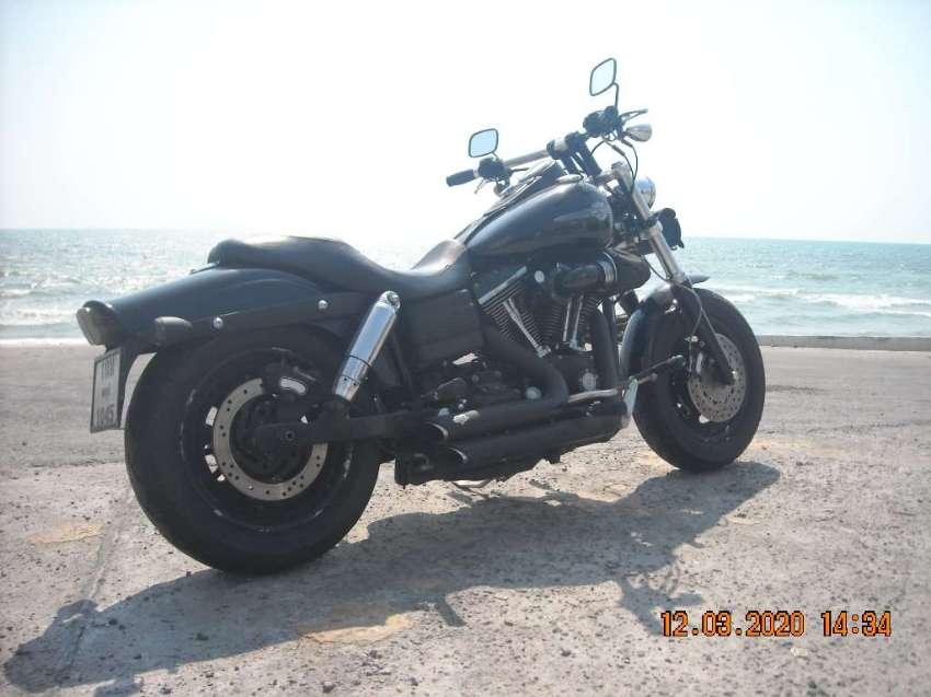 Harley Davidson FATBOB