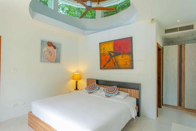 4 Bedrooms Sea-View Pool Villa Kata Hills
