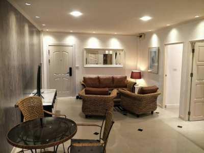 Corner Suite with 4 balconies, 2 Bed, for rent 15,000฿/M, Sales 1.9M