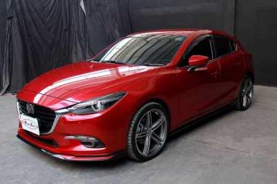 2019(Mfd '19) Mazda 3 2.0 SP Sports A/T