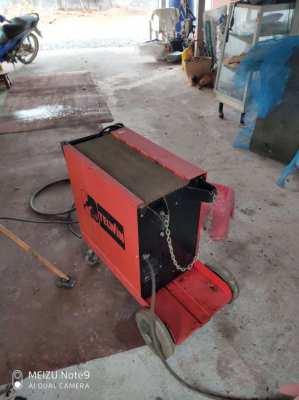 Telwin MIG welder