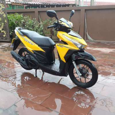 Honda Click For Rent With Free Mask