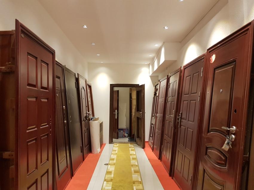ประตูรักษาความปลอดภัย Security Doors