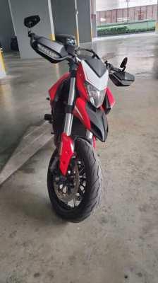 Ducati Hypermotard 939 2017 (Hyperstrada)