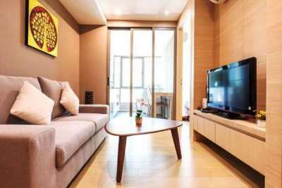 FOR RENT KLASS SILOM / 1 bedroom / 34 Sqm.**25,000**
