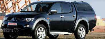 Wanted -  Carryboy cover for 4 Door (Pre 2017) Mitsubishi Triton (Blac