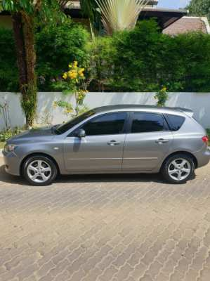 Mazda 3, great car. Need to sell now though
