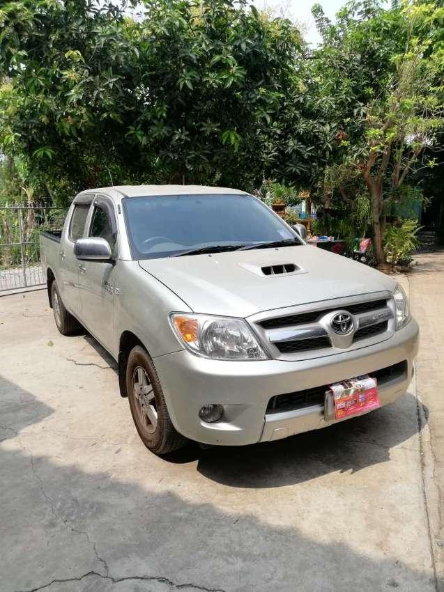2008 Toyota Hilux Vigo 3.0VN T DOUBLE CAB G    4 Door - Auto - Reduced