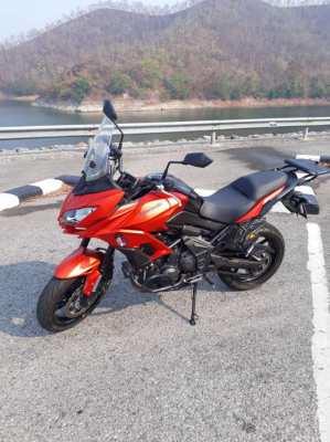 Versey 650cc