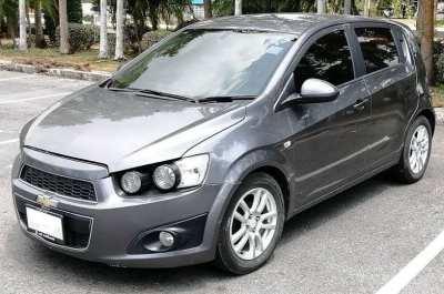 Chevrolet Sonic 1.4 AT start 8.500 ฿/month