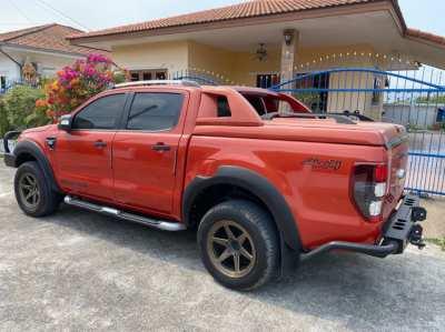 Ford Ranger Wildtrak 3.2 lt