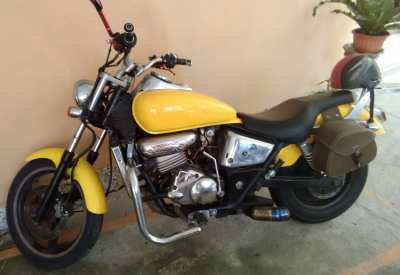 Honda Phantom ( 2 Stroke Rare  Bike)
