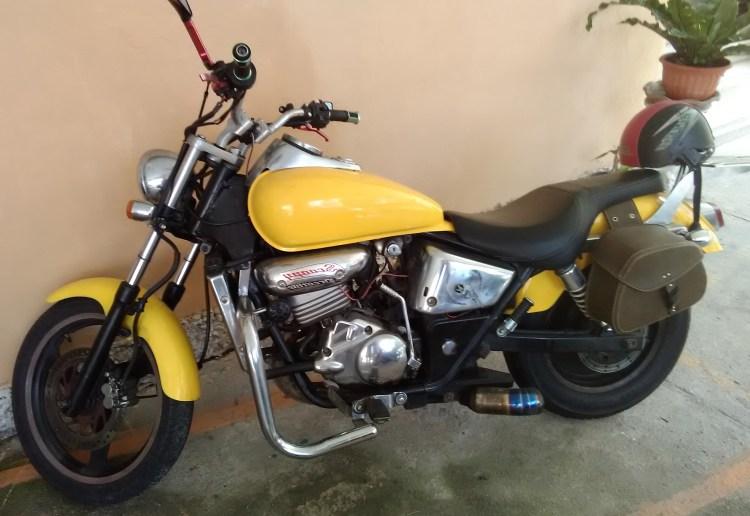 Honda Phantom ( 2 Stroke Rare  Bike)