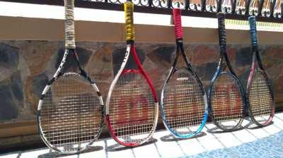 Lot Tennis Racket