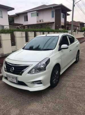 BARGAIN Nissan Almera Sportech 2018