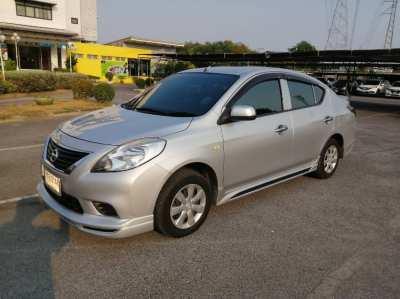 ขายรถเก๋ง NISSAN ALMERA 1.2 AT ปี 2012 ES Sedan