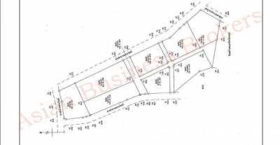5306001 Large Plot of Land near Rojana Industrial Estate Rayong