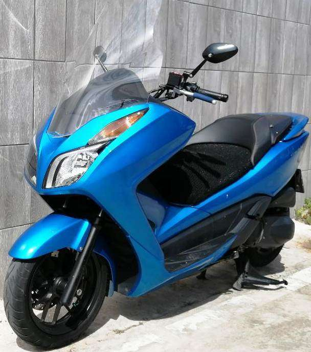 Honda Forza 300 Rent start 4.000 ฿/m