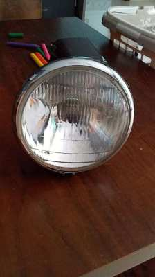 Chrome Headlight 7