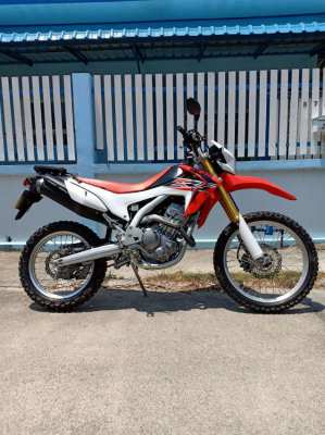Honda CRF 250 L / Showroom quality